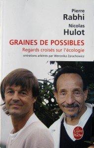 Graines de possibles - Livre - Pierre Rabhi et Nicolas Hulot, 2007 dans 3.4.....Graines de possibles Graines-de-possibles1-190x300